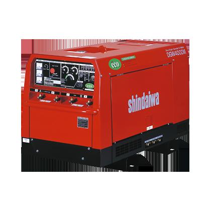 Купить дизельный аппарат DGW400DMK-D4CSV