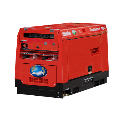 Дизельный сварочный агрегат DGW 400