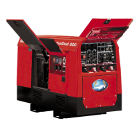 Двухпостовой сварочный агрегат DGW500DM/RU