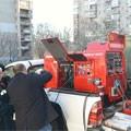 Демонстрация агрегата Shindaiwa на КП Черноморскводоканал