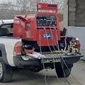 Испытания агрегата DGW500 на предприятии Termoelectrica