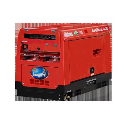 Дизельний зварювальний агрегат DGW 400