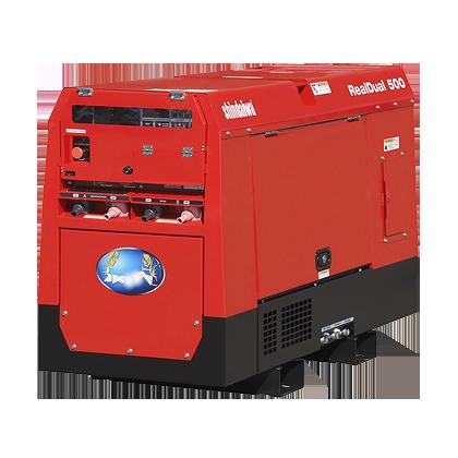 Зварювальний агрегат DGW500 DM/ RU на два пости