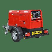 Зварювальний агрегат САК DGW500-2S