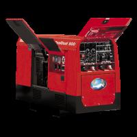 Двохпостовий зварювальний агрегат DGW500 DM/RU