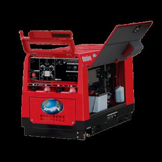 Зварювальний агрегат DGW400 Shindaiwa