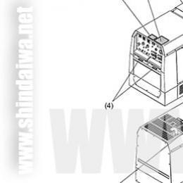 Інструкція з експлуатації зварювальних агрегатів Shindaiwa