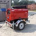 Поставка і налагодження зварювального агрегату DGW500DM RU ККП «Маріупольтепломережа»