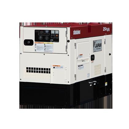 Купить дизельный генератор DG25MK-400S