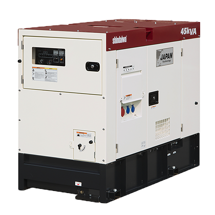 Купить дизель электрогенератор DG45MK-400