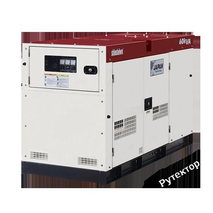Купить дизельную электростанцию DG60MI