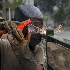 Агрегаты и сварочные работы в коммунальном секторе