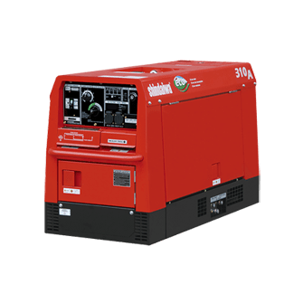 автономний зварювальний агрегат DGW310 МС
