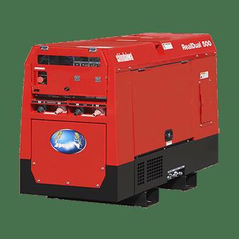 Двухпостовой сварочный агрегат DGW500 DM