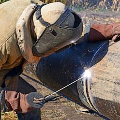 Сварка трубопроводов в промышленных масштабах