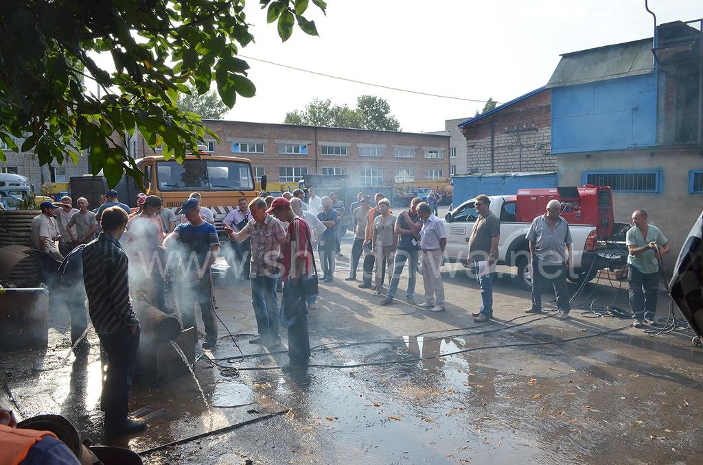 Руководители и Специалисты водоканала Николаевкой области