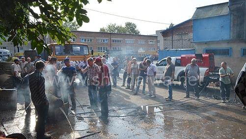 Керівники і Фахівці водоканалу Миколаївської області