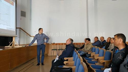 Семінар про зварювальне обладнання в Ізмаїлі