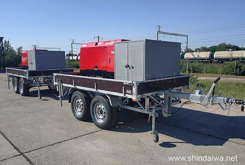 В комплекте САК DGW500DM/RU-4S - вместительный металлический ящик для инструментов.