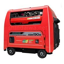 Зварювальний апарат з бензиновим генератором - EGW190M-IST
