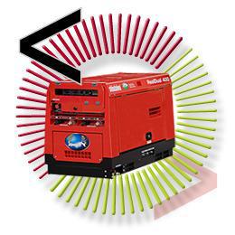 агрегат SHINDAIWA DGW400DMK