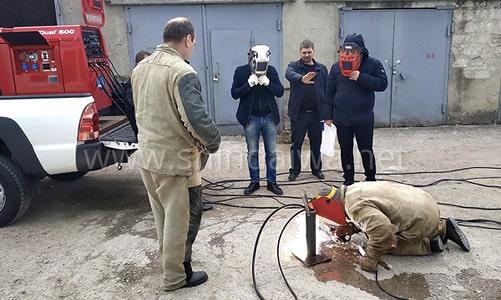 Безкоштовні демонстрації і випробування агрегатів Shindaiwa - фото 07