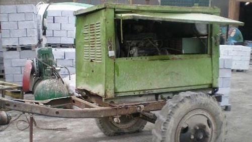 Агрегат САК б/у