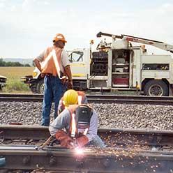 Аппараты Shindaiwa - ремонт железнодорожного полотна