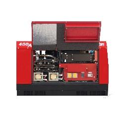 Обслуживание агрегата dgw400
