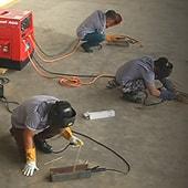 Дизельный агрегат САК удовлетворит потребности сварочной бригады
