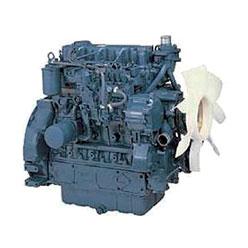 Японский приводной двигатель Kubota