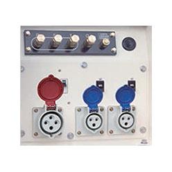 Разъем для подключения электрического инструмента и оборудования