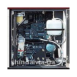 Сепаратор воды в генераторе DG45MK-400