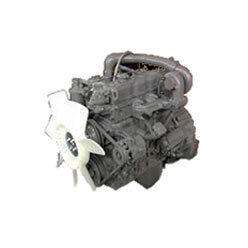 Двигатель Isuzu электростанции Shindaiwa