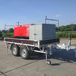 Аппарат САК DGW500-4S укомплектован большим ящиком для инструментов