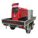 Пересувний зварювальний агрегат Shindaiwa САК DGW500-2S