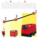 Історія розвитку обладнання Shindaiwa