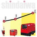 История развития оборудования Shindaiwa